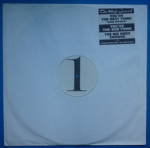 "Style Council You're The Best Thing 3 Track 12"" NMint White Label DJ Promo 1984"