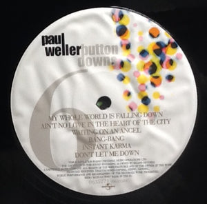 Paul Weller Fly on the Wall B Sides and Rarities 3 x NMint LP Album 2003