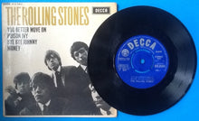 "Load image into Gallery viewer, Rolling Stones 7"" P.S. EP The Rolling Stones Decca 1964"