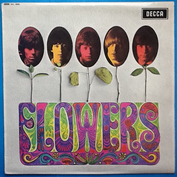 Rolling Stones Flowers 1st Pressing NMint Vinyl For Export LP Album UK 1967