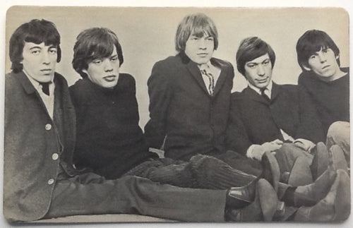 Rolling Stones Original Large Personality Posters Inc Postcard Photo 1967
