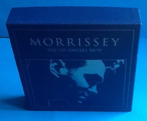 Morrissey The CD Singles '88-'91. NMint 10 CD Box Set 2000