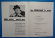 Load image into Gallery viewer, Freddie & the Dreamers Autographed Programme Torquay 1964