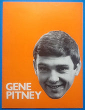 Load image into Gallery viewer, Gene Pitney Troggs Original Concert Programme UK Tour 1967