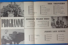 Load image into Gallery viewer, Jerry Lee Lewis UK Programme 1958