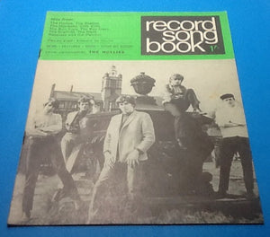 Record Song Book 1968 The Hollies The Scaffold