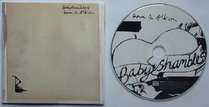 Babyshambles Down In Albion 16 Track NMint Promo Demo CD 2005