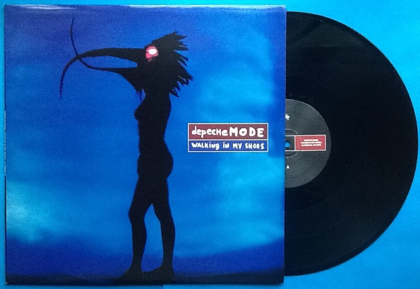 Depeche Mode Walking In My Shoes 4 Track NMint 12