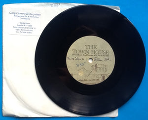 "Elton John Your Song 1 Track 7"" Town House Acetate UK 1987"