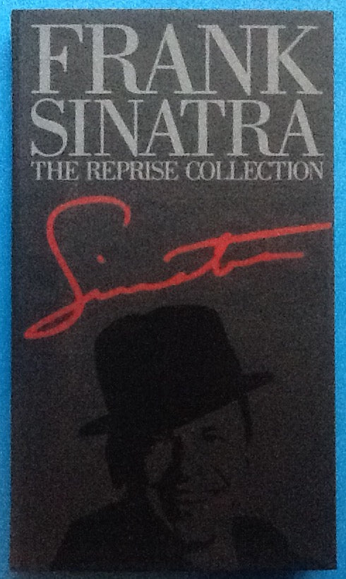 Frank Sinatra The Reprise Collection 81 Track 4 CD Box Set 1990