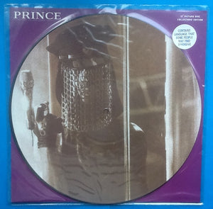 "Prince My Name Is Prince 3 Track 12"" NMint Picture Disc 1992"