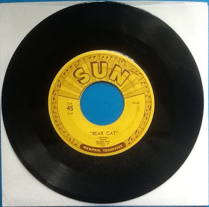 Rufus Thomas Jr. Bear Cat Original 7