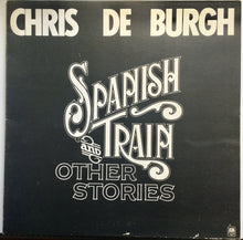Load image into Gallery viewer, Chris De Burgh Spanish Train Fully Signed Autographed Album Cover 1975