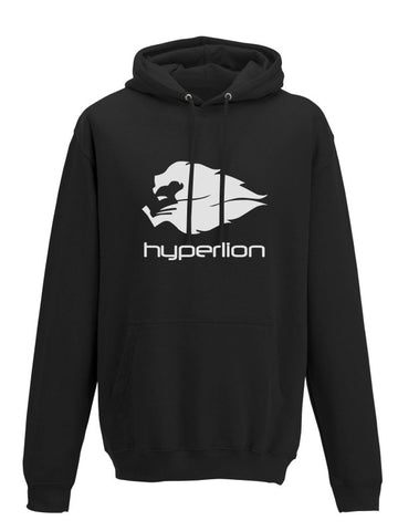 Hyperlion Black Bushido Origins Gym Hoodie