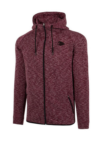 Hyperlion Fitted Origins Mens Red Hoodie