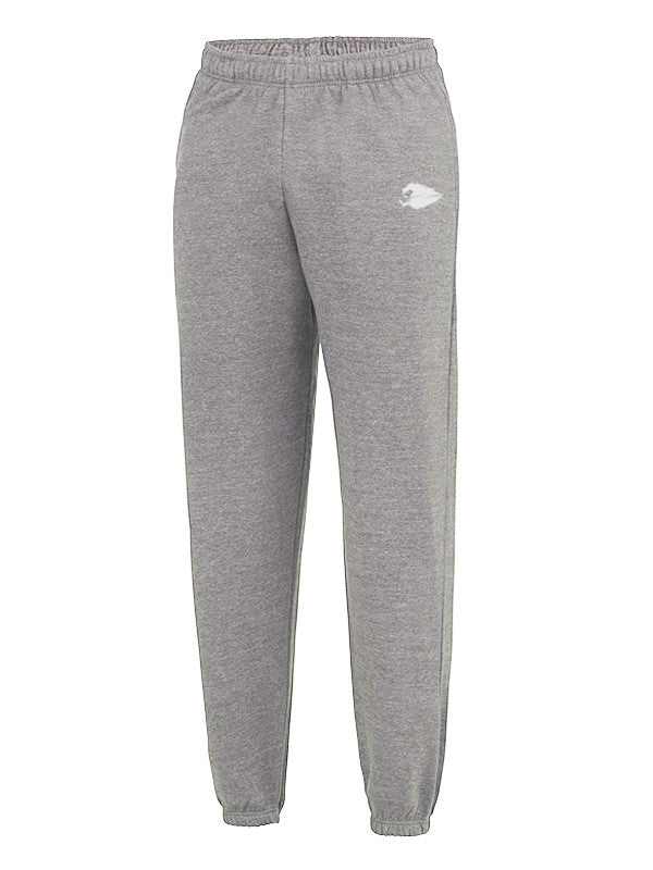 Hyperlion Origins Light Grey Mens Gym Bottoms