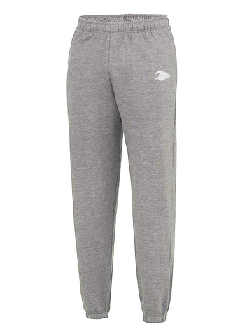Hyperlion Bushido Origins Light Grey Mens Gym Bottoms