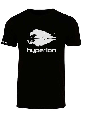 Hyperlion Bushido Origins Mens Black Gym T Shirt