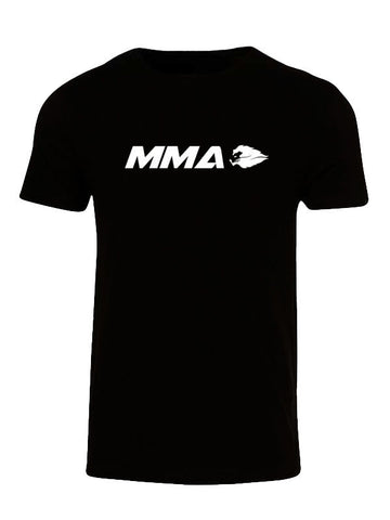 Hyperlion MMA Mens Black Gym T Shirt