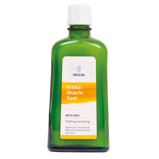 Weleda Arnica Muscle Soak - 200ml