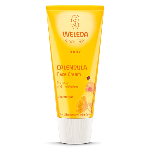 Weleda Baby Calendula Face Cream - 50ml