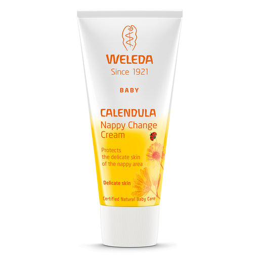 Weleda Calendula Nappy Change Cream - 75ml