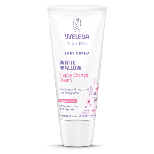 Weleda White Mallow Nappy Change Cream - 50ml