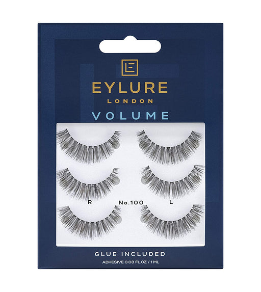 Eylure Volume Multipack Lashes - No.100