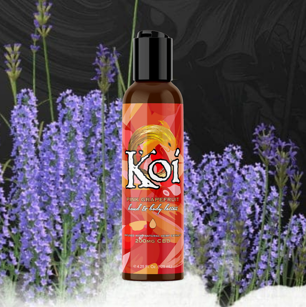Koi Hand & Body Lotion - Pink Grapefruit 200mg 125ml