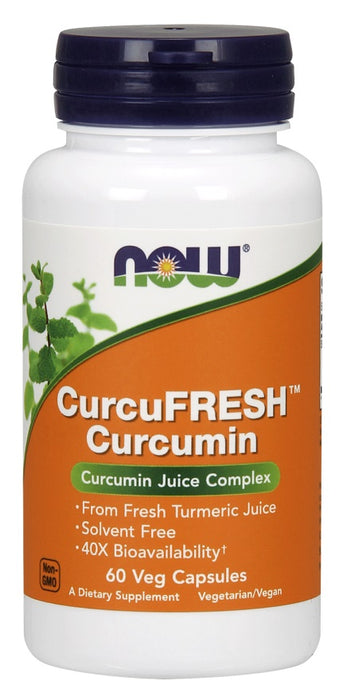 NOW Foods - CurcuFRESH Curcumin