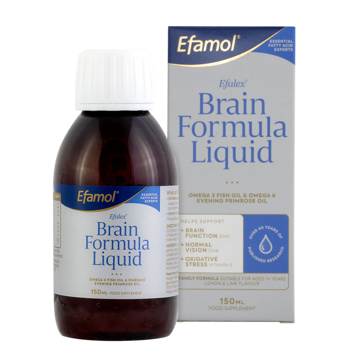Efamol Efalex Brain Formula Liquid - 150ml