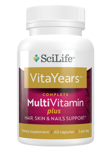 Hair, Skin, and Nails Support