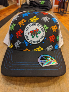 ALL KINDS OF FAST TRUCKER HAT