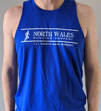 Load image into Gallery viewer, NORTH WALES RUNNING CO MEN'S SINGLET