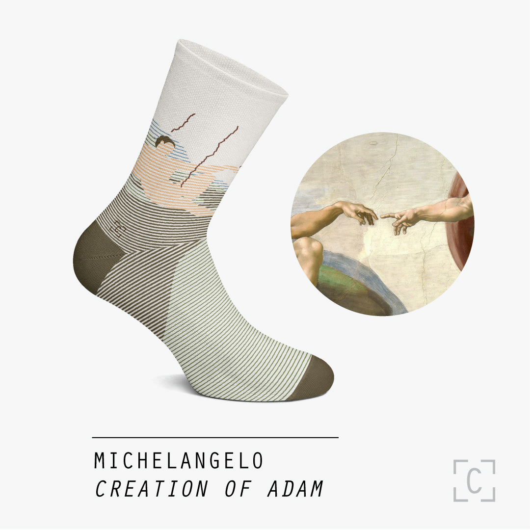 Creation of Adam Socks