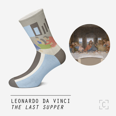 The Last Supper Socks