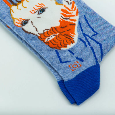 Van Gogh Self-Portrait Socks