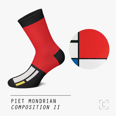 Composition II Socks