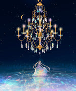 Load image into Gallery viewer, Poster: Chandelier
