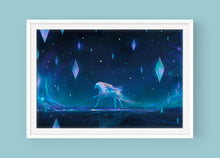 Load image into Gallery viewer, Poster: Into the Unknown - Sugarmints Artstore
