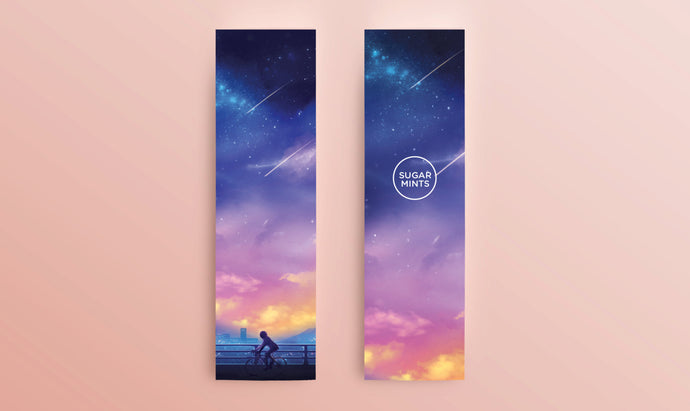 Bookmark: In Search of Lost Time - Sugarmints Artstore