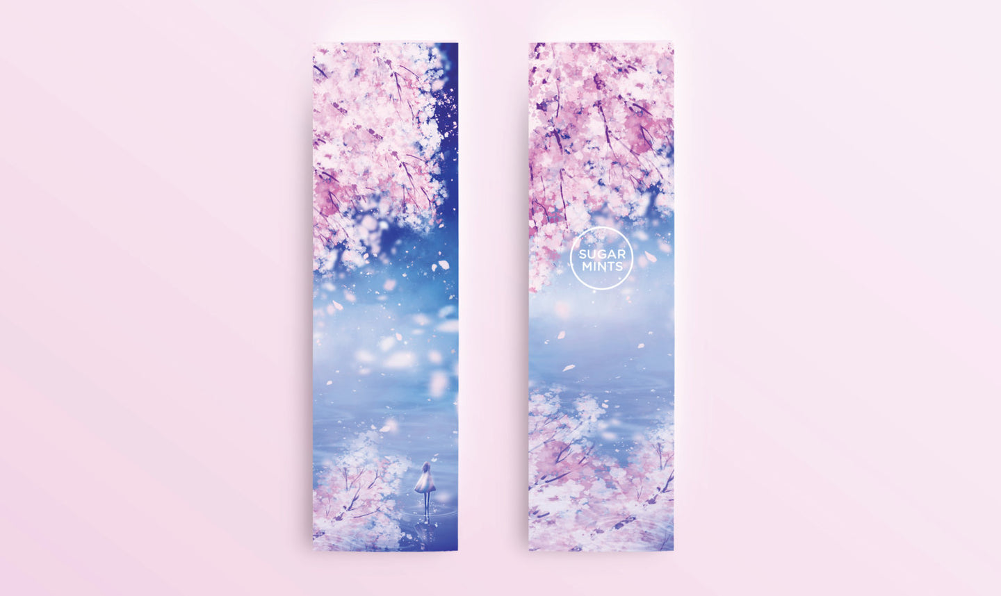 Bookmark: Pieces of You - Sugarmints Artstore