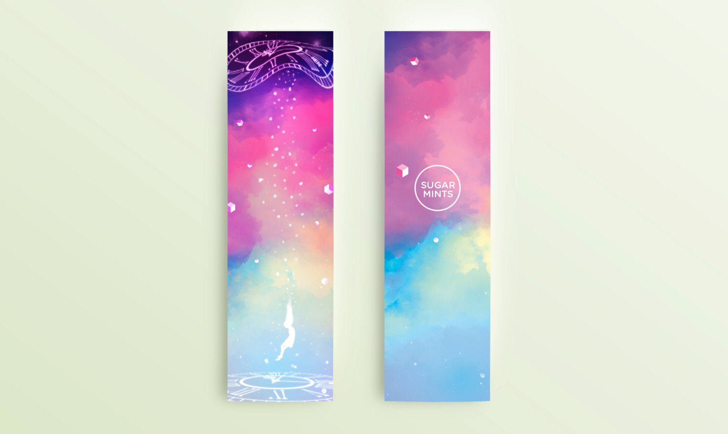 Bookmark: Eternal Return - Sugarmints Artstore