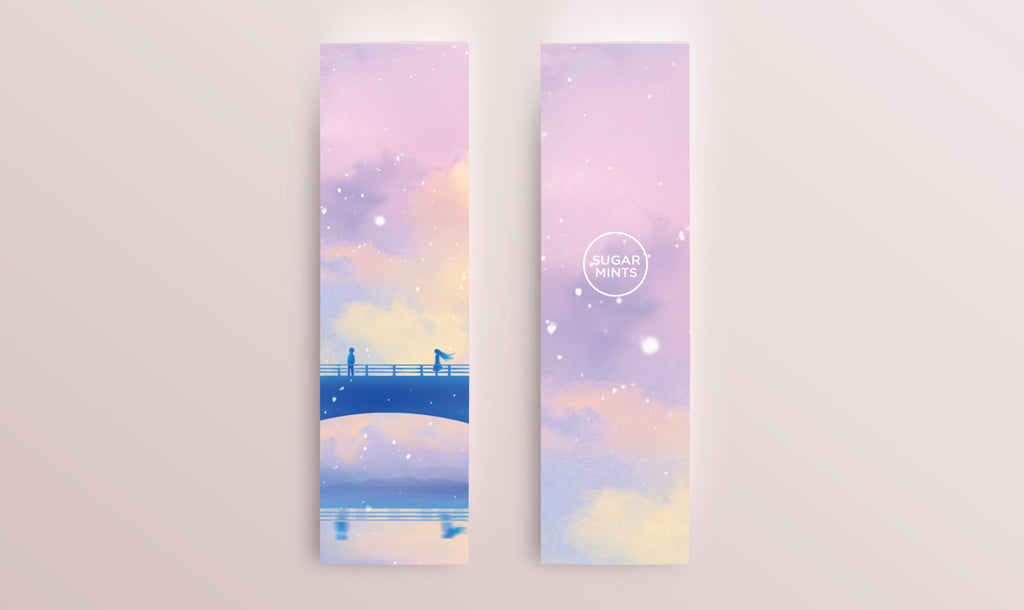 Bookmark: Moment - Sugarmints Artstore