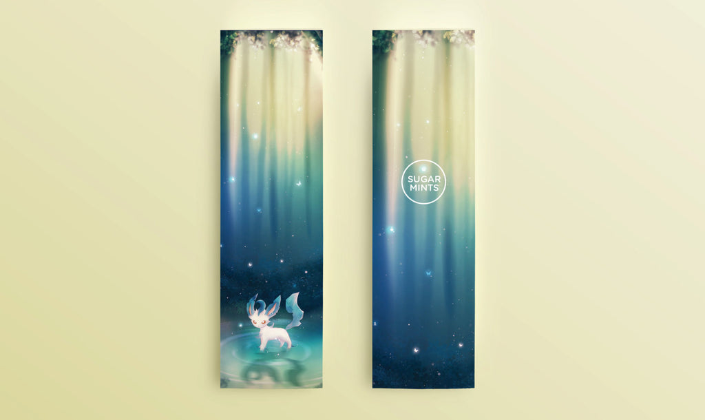 Bookmark: Leafeon - Sugarmints Artstore