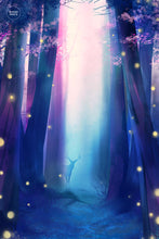 Load image into Gallery viewer, Poster: Secret Forest - Sugarmints Artstore