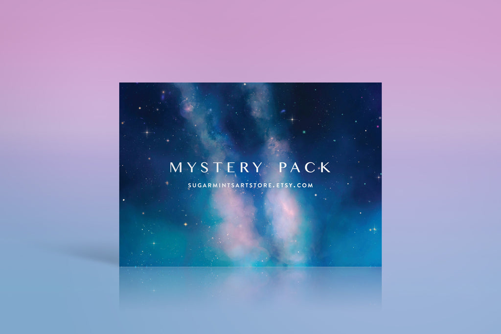 Mystery Gift Pack Set - Sugarmints Artstore