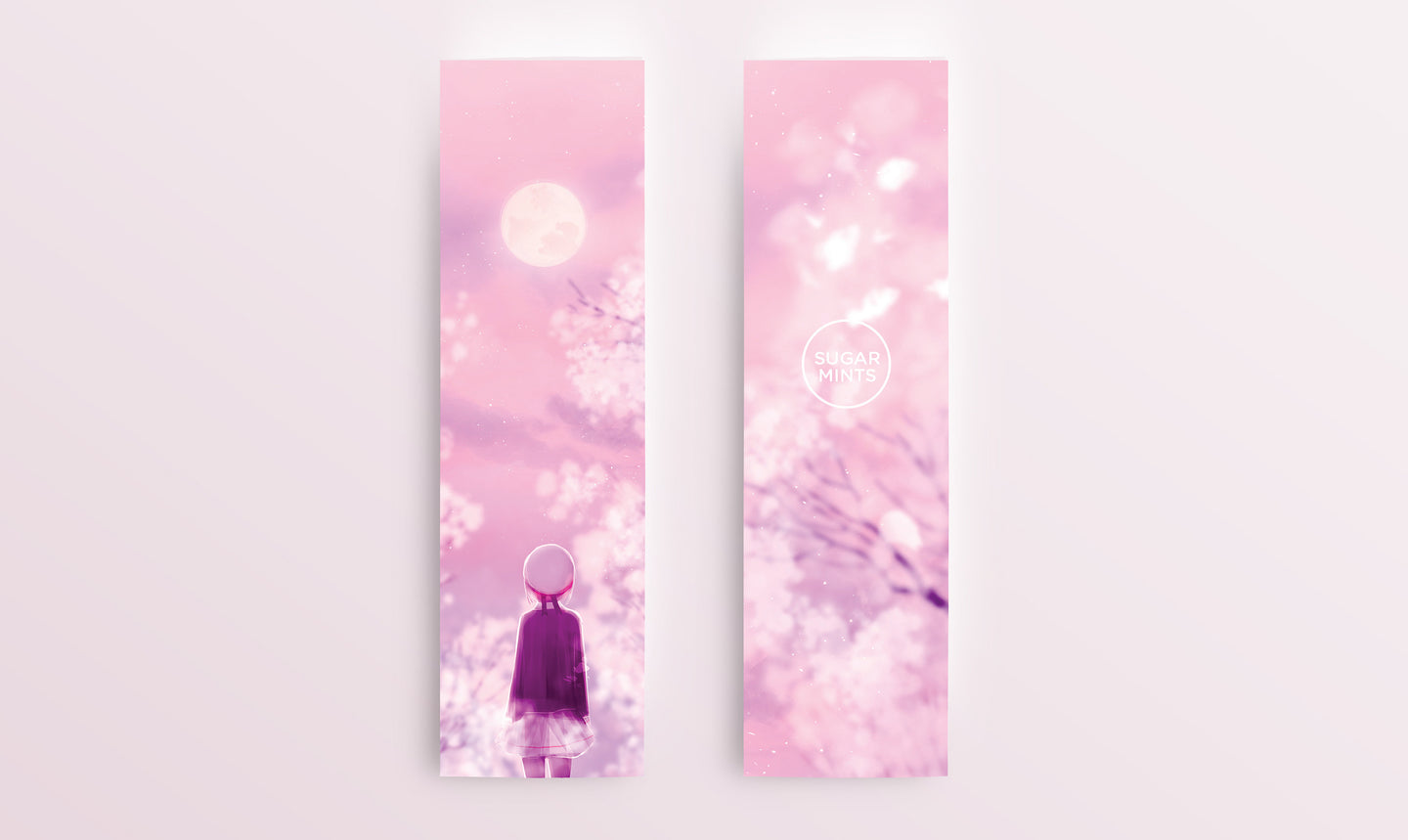 Bookmark: Hanami - Sugarmints Artstore