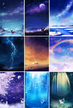 Load image into Gallery viewer, Pokemon Eeveelutions Poster Set - Sugarmints Artstore