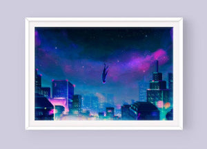 Poster: Into the Spiderverse - Sugarmints Artstore